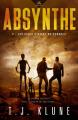 Couverture Absynthe, tome 2 : Les cieux étaient de cendres Editions MxM Bookmark 2017