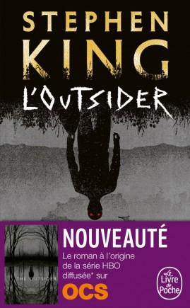 Couverture L'Outsider