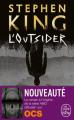 Couverture L'Outsider Editions Le Livre de Poche 2020