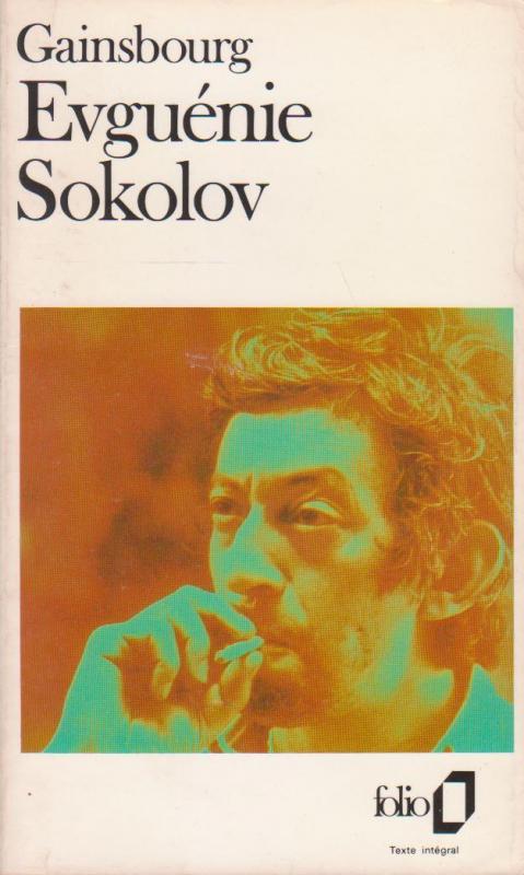 Couverture Evguénie Sokolov