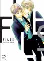 Couverture Files Editions Taifu comics (Yaoï) 2020