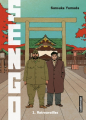 Couverture Sengo, tome 01 : Retrouvailles Editions Casterman 2020