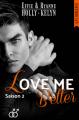 Couverture Love me, tome 2 : Better Editions Autoédité 2019