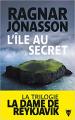 Couverture L'île au secret Editions de La Martinière 2020