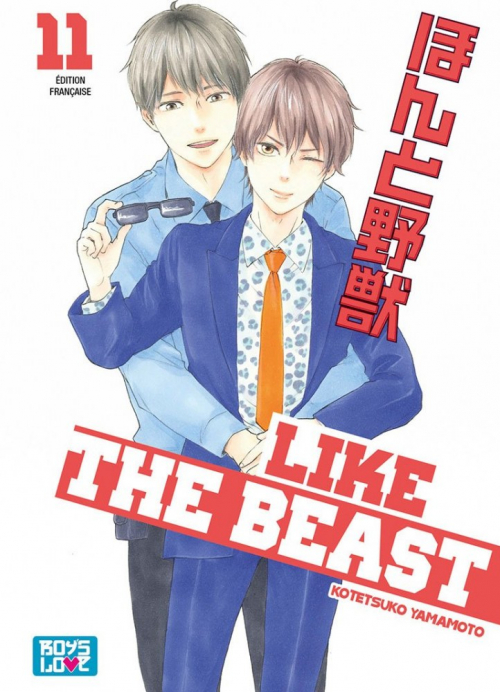 Couverture Like the beast, tome 11