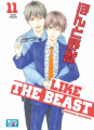 Couverture Like the beast, tome 11 Editions IDP (Boy's love) 2020