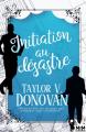 Couverture Initiation au désastre Editions MxM Bookmark (Romance) 2019