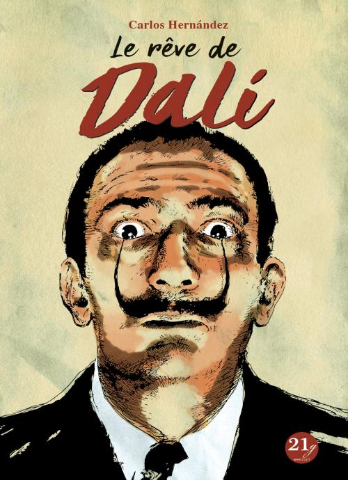 Couverture Le rêve de Dali