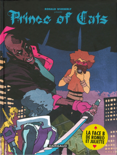 Couverture Prince of cats