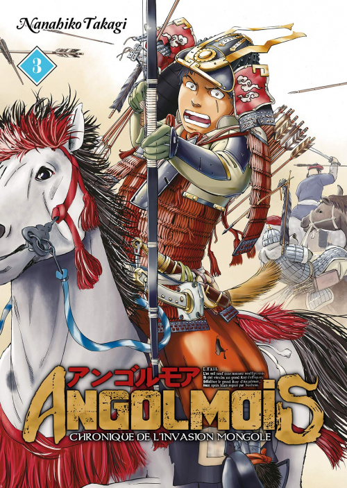 Couverture Angolmois, tome 03