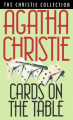 Couverture Cartes sur table Editions HarperCollins (Agatha Christie signature edition) 1993