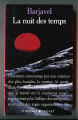 Couverture La Nuit des temps Editions Presses pocket 1992