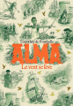 Couverture Alma : Le vent se lève Editions Gallimard  (Jeunesse) 2020