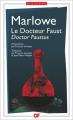 Couverture Le Docteur Faust Editions Garnier Flammarion 1997