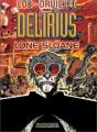 Couverture Lone Sloane, tome 3 : Delirius Editions Albin Michel 2000