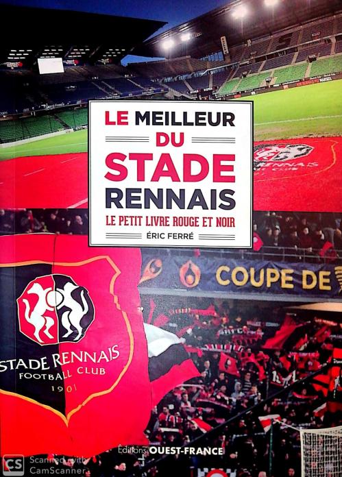 Couverture Le meilleur du Stade Rennais