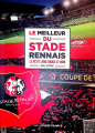Couverture Le meilleur du Stade Rennais Editions Ouest-France 2018