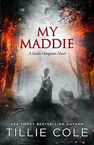 Couverture Hades Hangmen, book 8 : My Maddie
