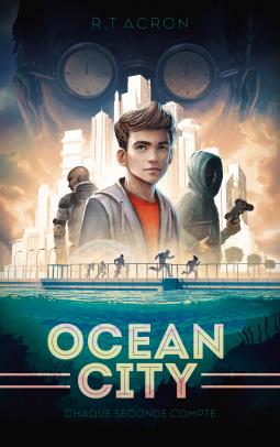 Couverture Ocean City, tome 1 : Chaque seconde compte