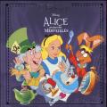 Couverture Alice au pays des merveilles Editions Disney / Hachette 2018