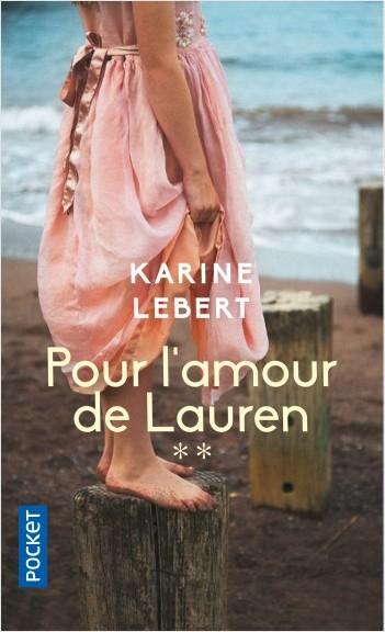 Couverture Les amants de l'été 44, tome 2 : Pour l'amour de Lauren
