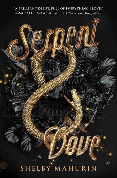 Couverture Serpent & Dove, book 1