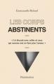 Couverture Les corps abstinents Editions Flammarion (Document) 2020