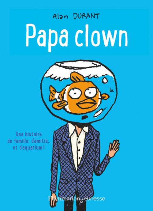 Couverture Papa clown