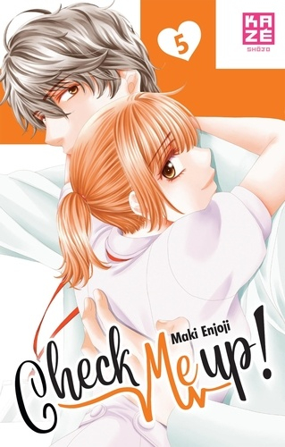 Couverture Check Me Up !, tome 5