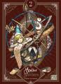 Couverture L'atelier des sorciers, tome 2 Editions Pika (Seinen) 2018