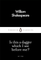 Couverture Is This a Dagger Which I See Before Me ? Editions Penguin books (Classics) 2016