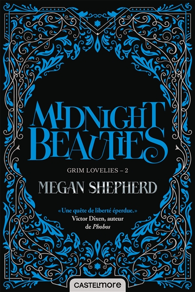 Couverture Grim Lovelies, tome 2 : Midnight Beauties