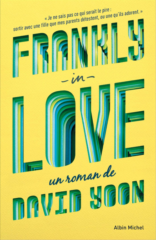 Couverture Frankly in Love