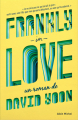 Couverture Frankly in Love Editions Albin Michel (Jeunesse - Litt') 2020