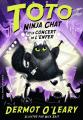 Couverture Toto Ninja Chat, tome 3 : Toto Ninja Chat et le concert de l'enfer Editions Gallimard  (Jeunesse) 2020