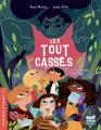 Couverture Les Tout cassés, tome 2 : La gymnaste infernale Editions Gulf Stream (Premiers romans) 2020
