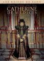 Couverture Les reines de sang : Catherine de Médicis : La reine maudite, tome 3 Editions Delcourt (Histoire & histoires) 2020