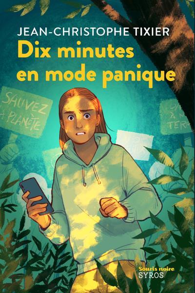 Couverture Dix minute en mode panique