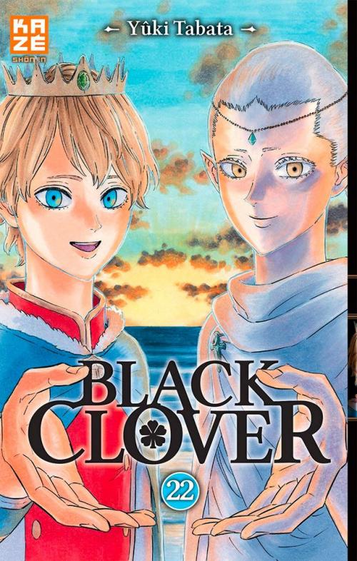 Couverture Black clover, tome 22