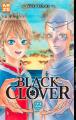 Couverture Black clover, tome 22 Editions Kazé (Shônen) 2020