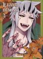 Couverture Le livre des démons, tome 4 Editions Komikku 2020