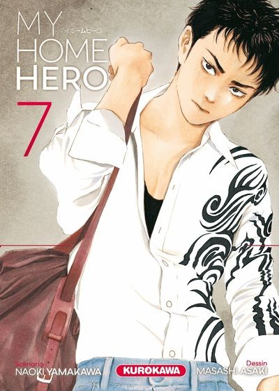 Couverture My Home Hero, tome 07