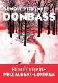 Couverture Donbass Editions Les arènes (Equinox) 2020
