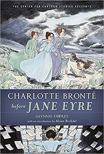 Couverture Charlotte Brontë before Jane Eyre