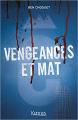Couverture Vengeances et mat Editions Kennes 2019
