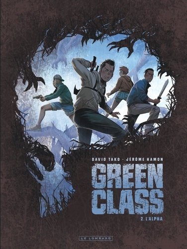 Couverture Green Class, tome 2 : L'alpha