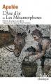 Couverture L'Âne d'or ou Les Métamorphoses Editions Folio  (Classique) 1975