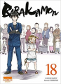 Couverture Barakamon, tome 18 Editions Ki-oon (Shônen) 2019