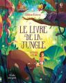 Couverture Le Livre de la Jungle Editions Usborne 2018