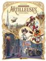 Couverture Les artilleuses, tome 1 : Le vol de la sigillaire Editions Drakoo (DRAK.FANTASY) 2020